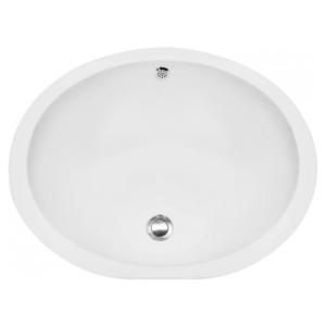 Oval Porcelain Sink