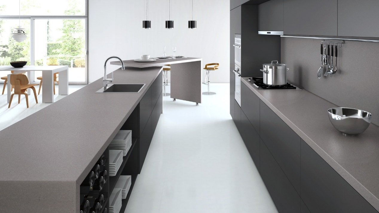 Choosing Kitchen Countertops And Flooring
